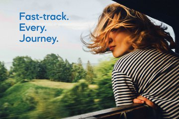 Fast Track. Every. Journey