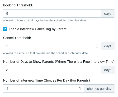 settings-for-enrolment-interview.png